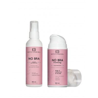 Duet produktów z serii NO BRA dla pięknej szyi i biustu!
