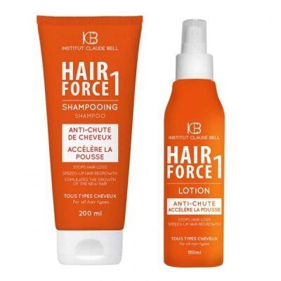 Zestaw Hair force one - zapobiega wypadaniu włosów