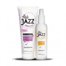Lotion i szampon Hair Jazz. Trzykrotnie szybszy wzrost włosów!