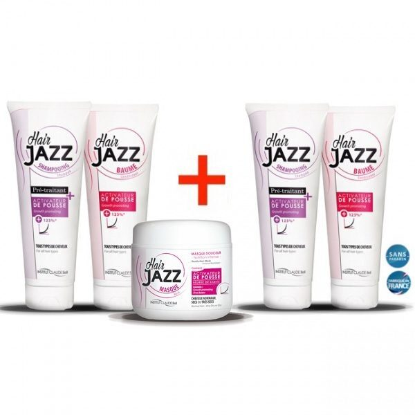 podw jny zestaw hair jazz maska hair jazz. Black Bedroom Furniture Sets. Home Design Ideas